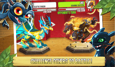 Dragon City V3.8.0 Mod Apk (Lots of Money) 2