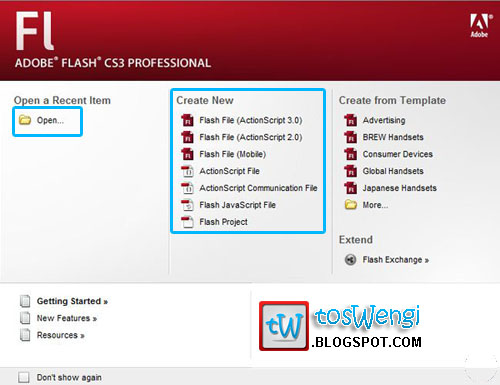 download flash cs3 for free