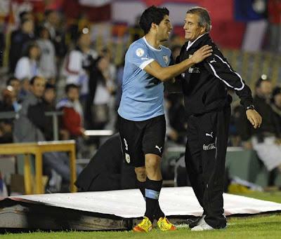 Uruguay 4 - 0 Chile (3)