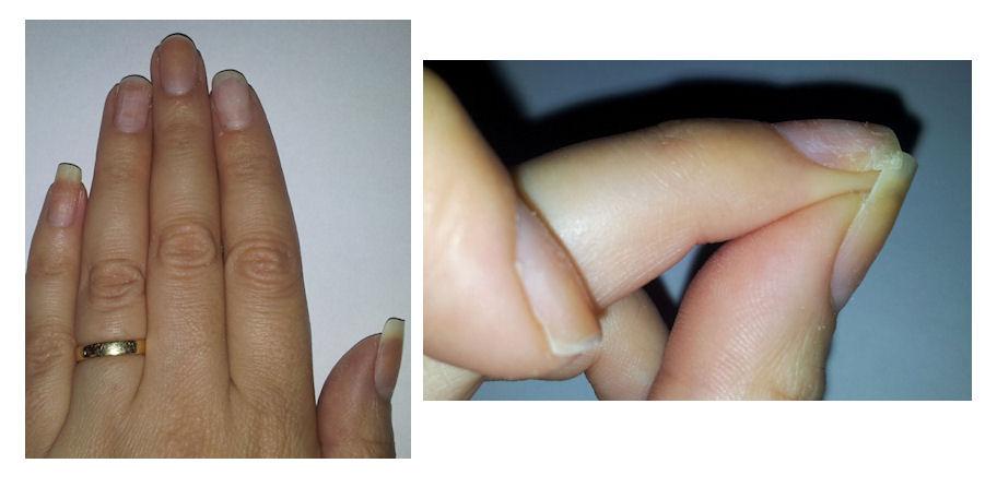 Mi cajón desastre: Mi primera incursión en las uñas de gel