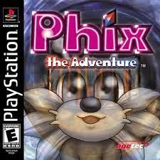 Adventure of Phix - PS1 - ISOs Download