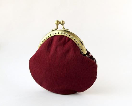 patchwork purse, лоскутной кошелек