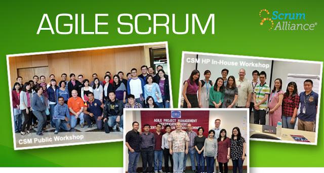 Agile Scrum Banner
