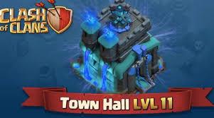 Clash of Clans : Town Hall 11 hadir sebagai update terbaru? (updated)