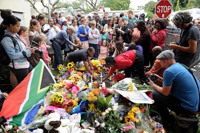 South Africa, Nelson, Mandela, Johannesburg, Leader, Politician, Politics, People, Death, Dies, President, 2013, Black, Anti-Apartheid