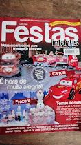 Revista Festas Infantis