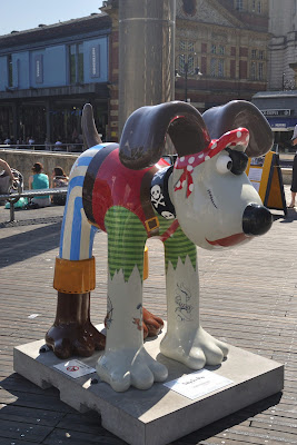 Salty Sea Dog Gromit (side view)