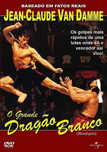 Filme O Grande Dragão Branco Dublado AVI DVDRip