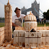 London Landmarks Made up of Bread