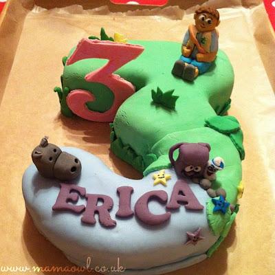 Dora Birthday Cakes And Cupcakes