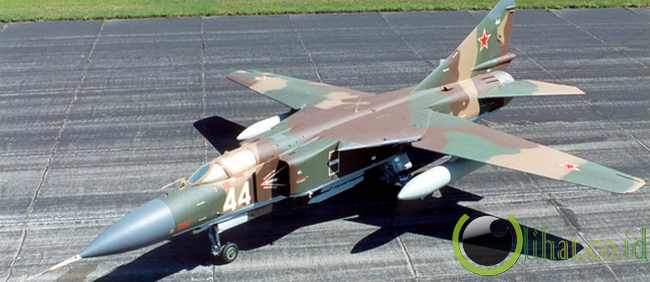 MiG-23 Flogger – Mach 2.35