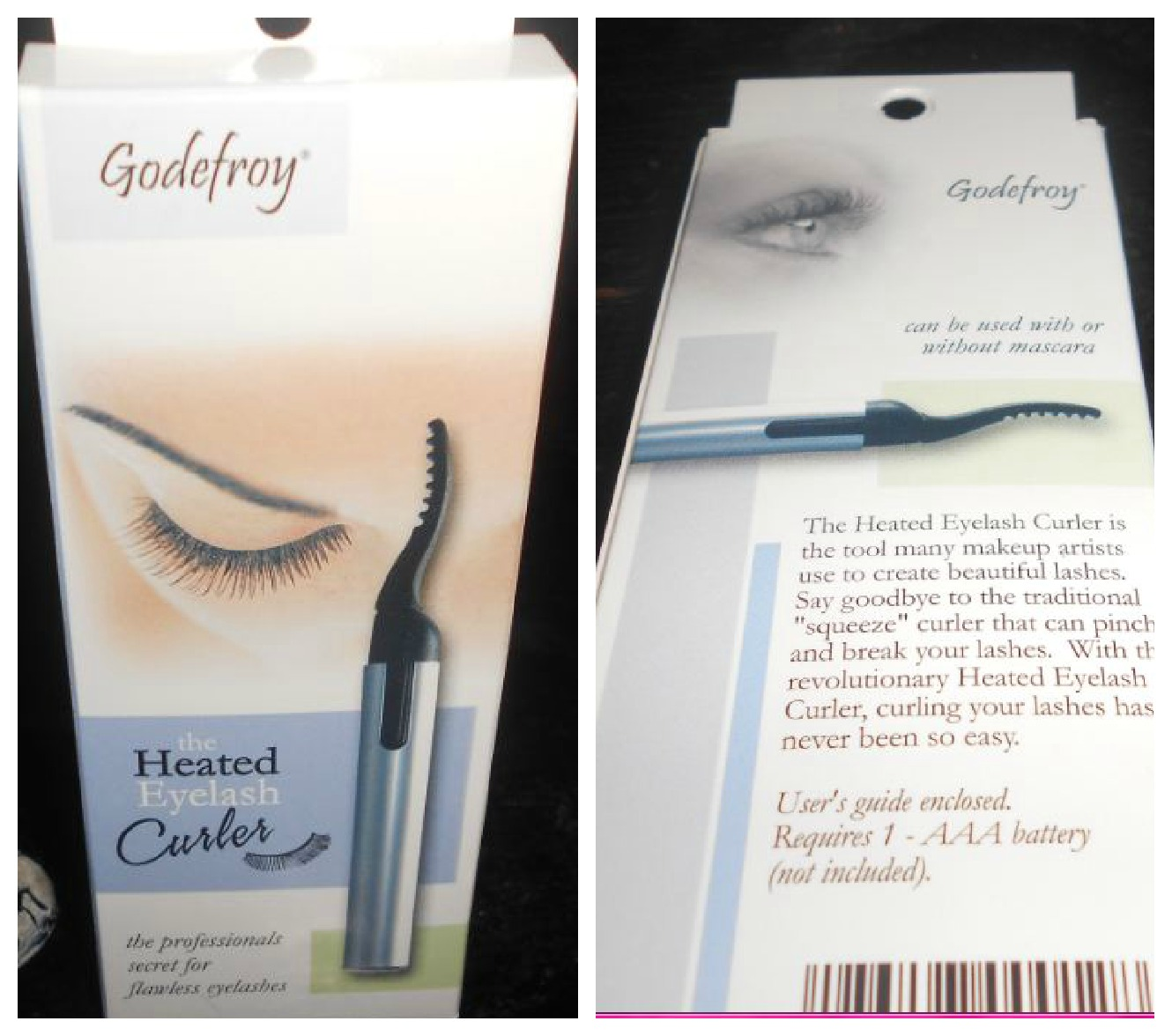 Little Yllw Bird Godefroy Heated Eyelash Curler Review And