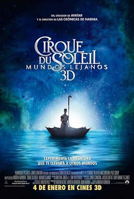 Cirque Du Soleil: Mundos lejanos (2012) Español Latino