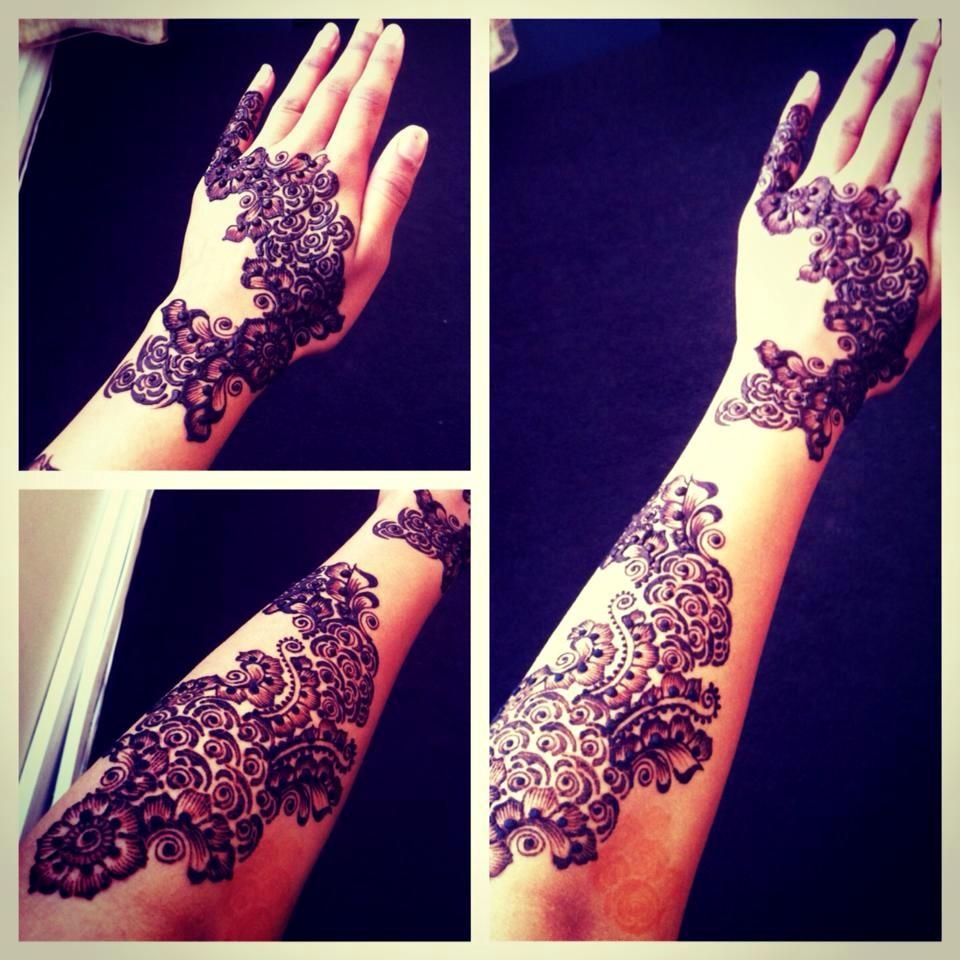 Sarah Zia Mehndi Designs : Menhdi designs  for hands top mehndi