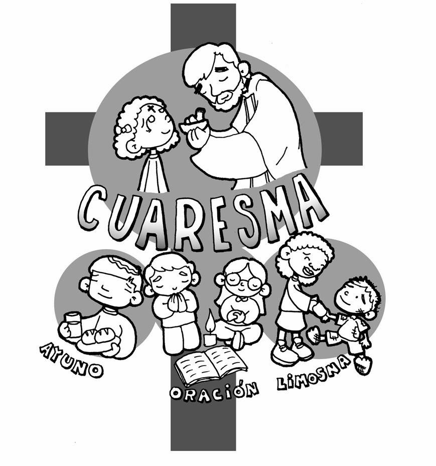 Dibujos Para Catequesis Cuaresma