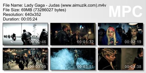 lady gaga judas video cast. Lady Gaga - Judas (iTunes