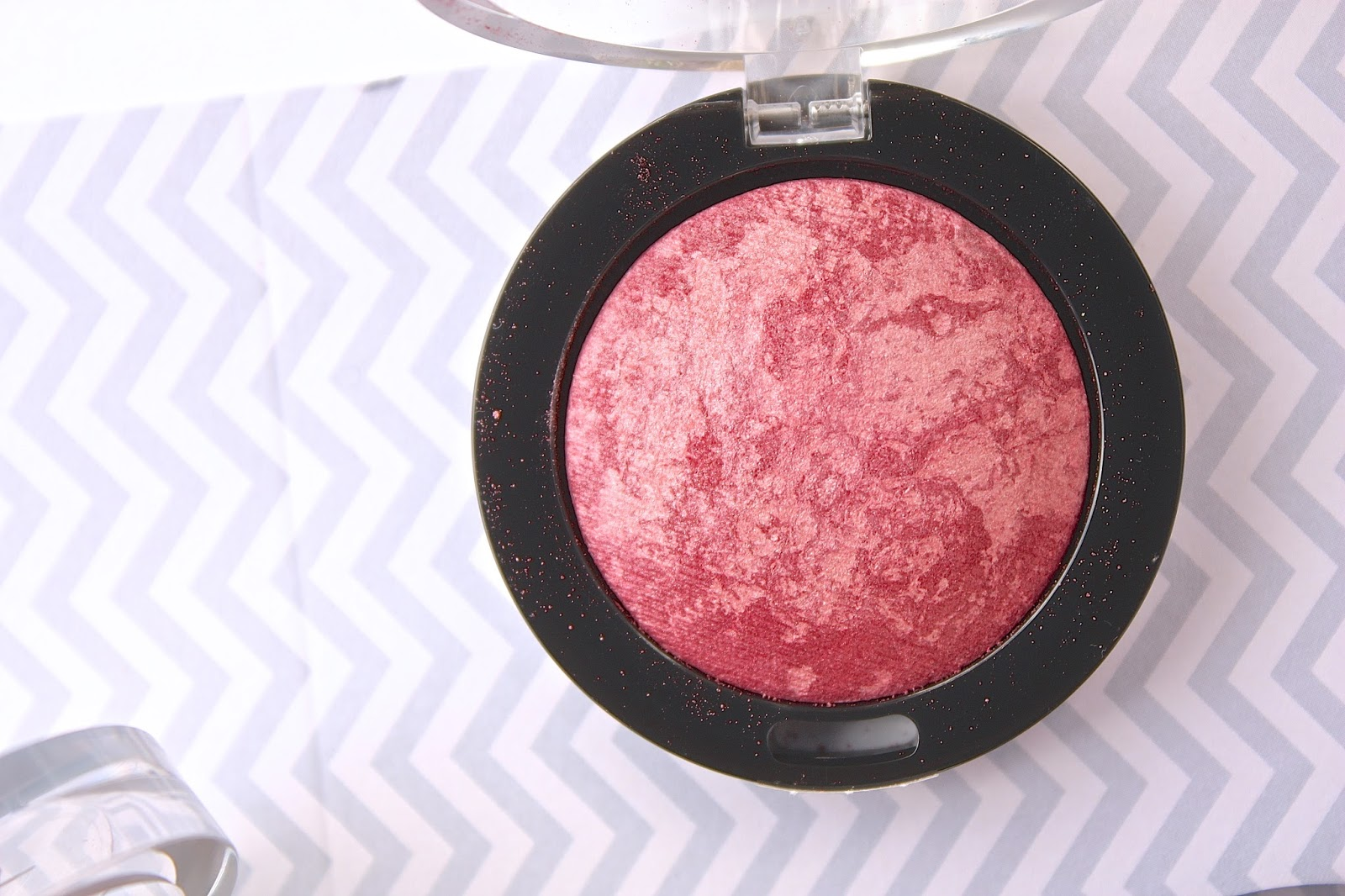 Max Factor Creme Puff Blush 'Gorgeous Berries'