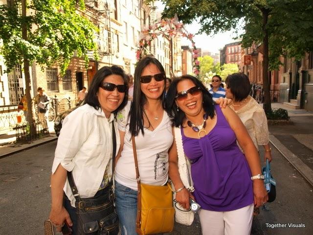 Santa Kruzan Festival in New York City