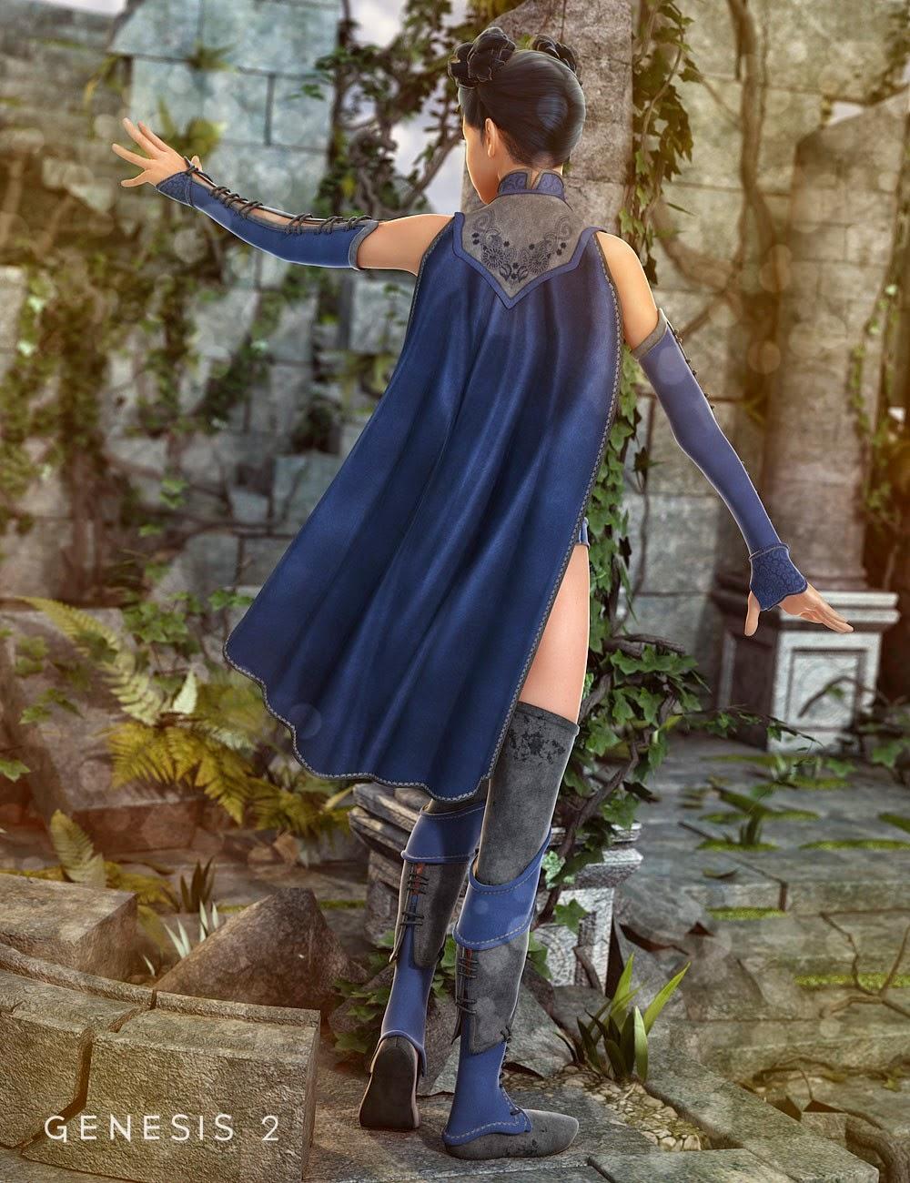 Faertara pour Genesis 2 Femme