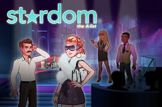 se una estrella del cine con Stardom: The A-List, un juego adictivo y muy entretenido