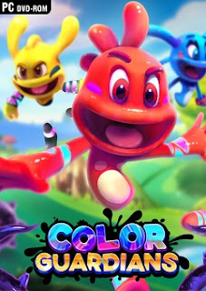Color Guardians Jogos Torrent Download capa