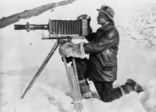 Remembering expedition photographer Herbert George Ponting