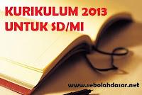 Download Kurikulum 2013 Untuk SD/MI
