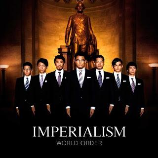 WORLD ORDER / Genki Sudo 須藤元気 ワールドオーダー - Imperialism