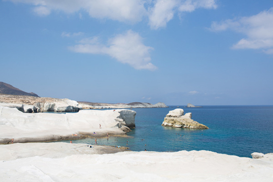 Photo of Milos island by @sarahyates. #Greece #Milos