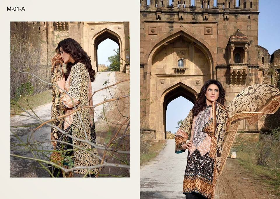 Dresses for summer by Al Zohaib