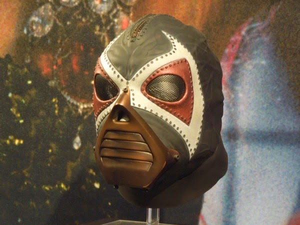 Bane mask Batman and Robin movie