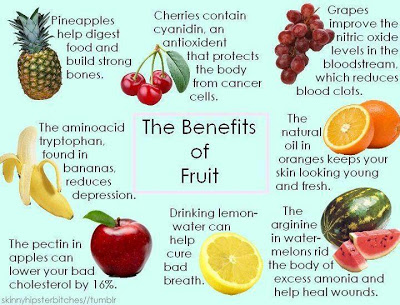 healthy fruits to eat everyday fruits for healthy living