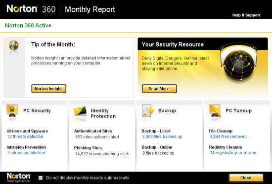 Free Norton Antivirus License Key (90 Days)
