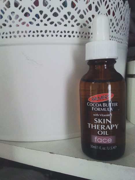 Palmers Skin Therapy Oil Face