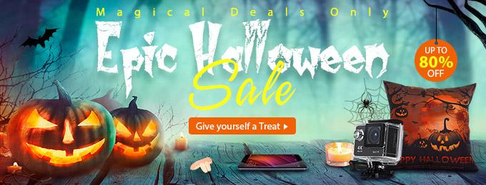 Promoções Halloween