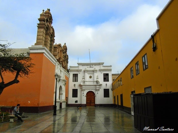 Trujillo, Iglesia de la Merced