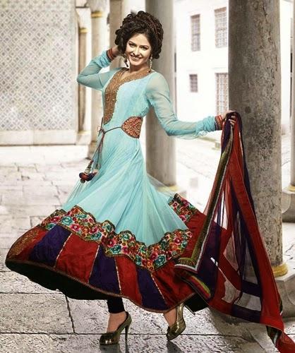 signature5 pakistani designer salwar kameez 2014