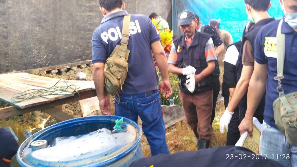 Keluarga Tidak Terima Kematian Napi Narkoba di Bongkar Poldasu
