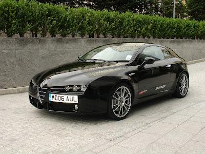 Alfa Romeo on Alfa Rom  O Brera
