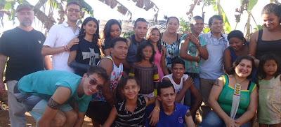 Adolescentes e jovens realizam missão na região do Alto Xingu (PA)