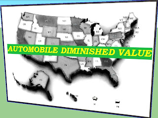 AUTOMOBILE DIMINISHED VALUE APPRAISALS IN ALL 50 STATES