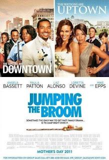 Ver Película Una Boda Complicada / Jumping the Broom Online Gratis (2011)