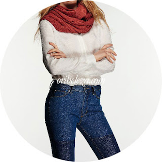 Écharpe Create Your Style - Look 2