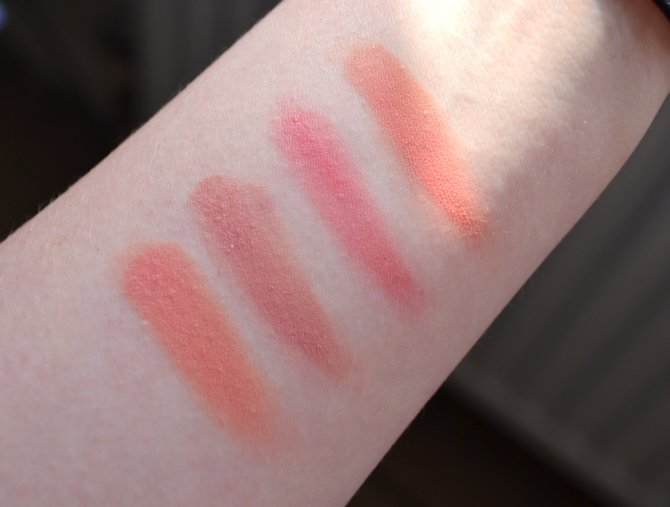 The Spring Cream Blush Rotation
