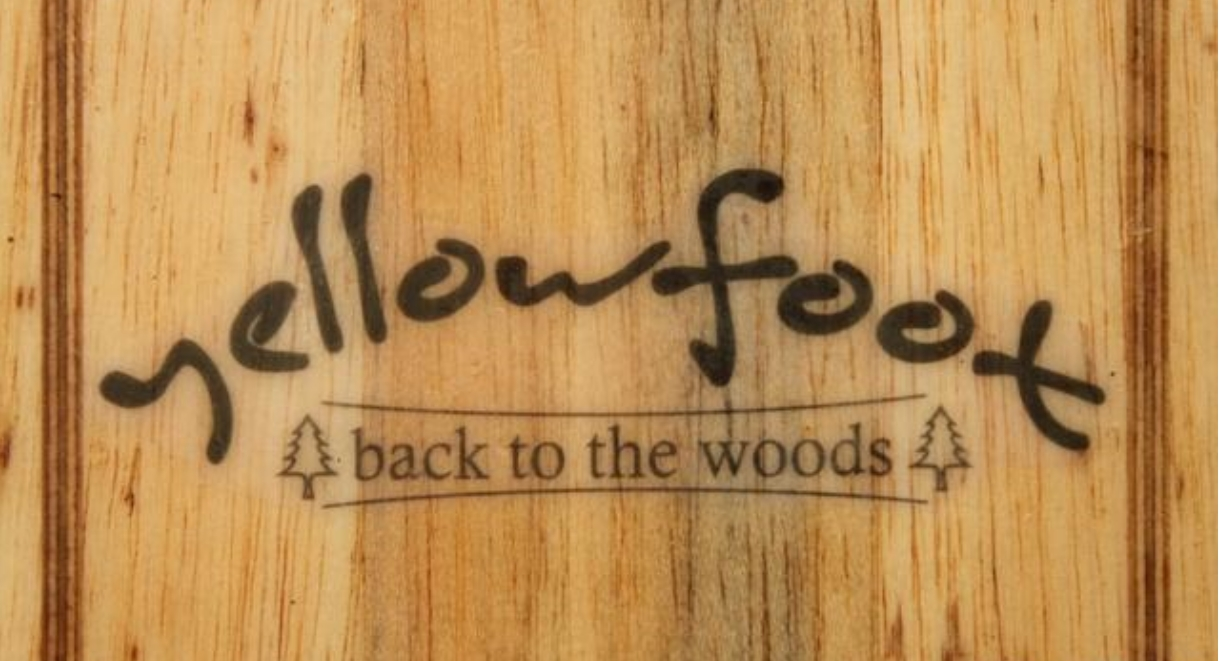 YELLOWFOOT wooden surfboards