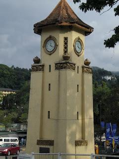 Tour et horloge