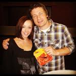 Carina Hartl & Jamie Oliver
