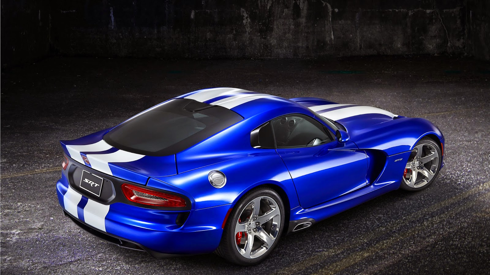 Foto Mobil Sports Dodge SRT Viper Limited Edition