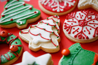 Christmas Cookies, holiday cookies, cookie recipes, cookies