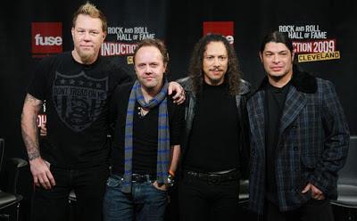 Metallica Konser di Jakarta